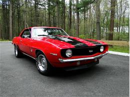 Picture of Classic 1969 Camaro SS located in Beverly Massachusetts - $31,500.00 Offered by Legendary Motors LLC - L3OK