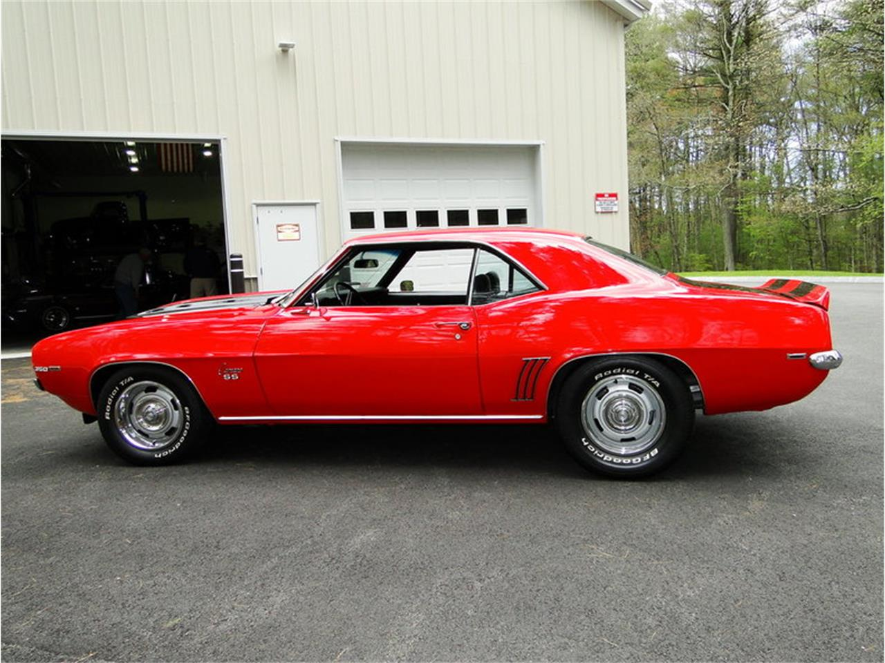 Large Picture of 1969 Chevrolet Camaro SS - $31,500.00 Offered by Legendary Motors LLC - L3OK