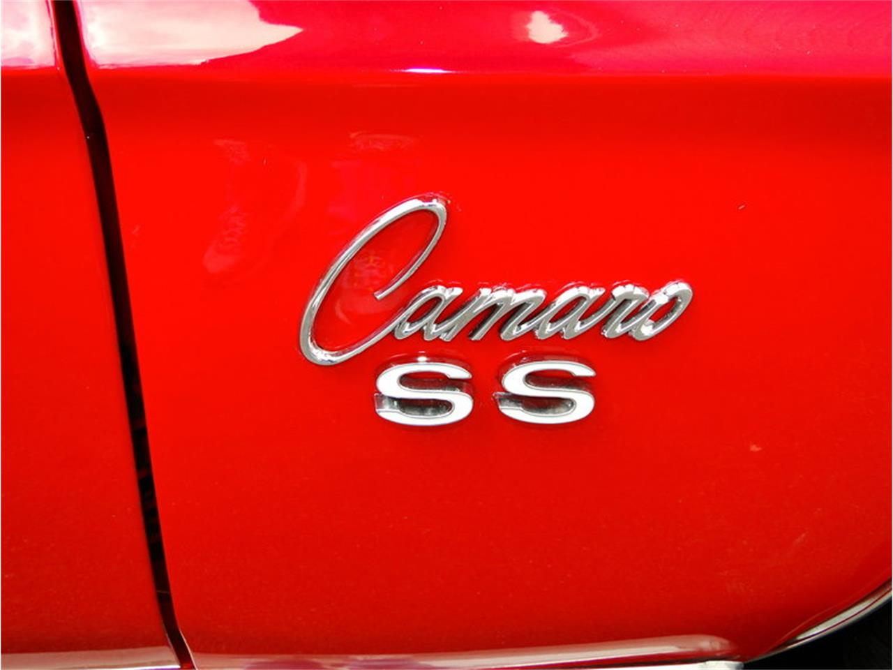 Large Picture of Classic 1969 Chevrolet Camaro SS - $31,500.00 Offered by Legendary Motors LLC - L3OK