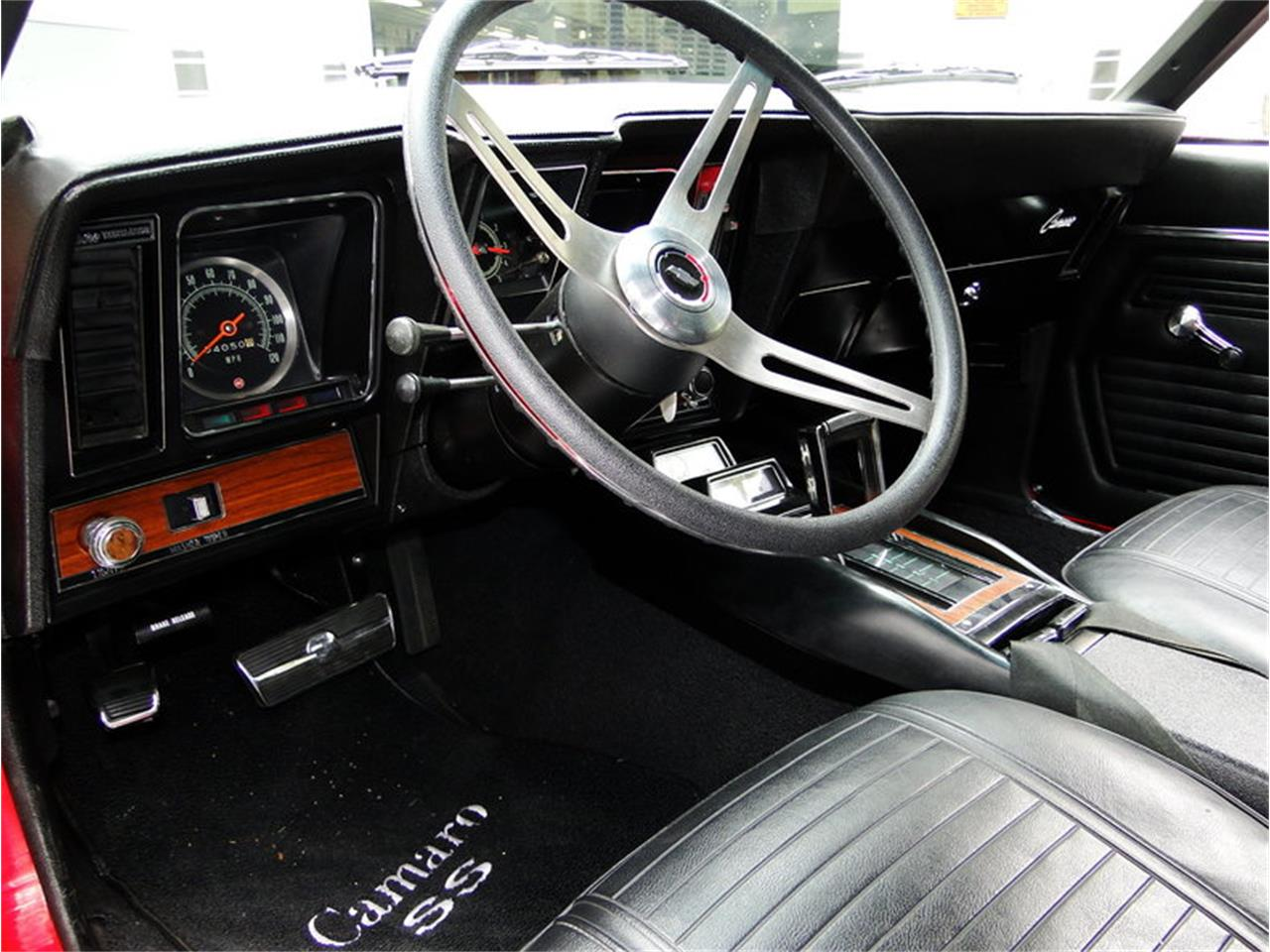 Large Picture of 1969 Camaro SS located in Massachusetts - L3OK