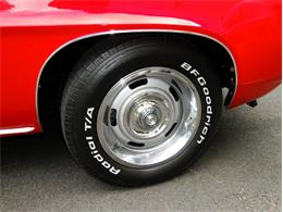 Picture of '69 Camaro SS located in Massachusetts - $31,500.00 Offered by Legendary Motors LLC - L3OK