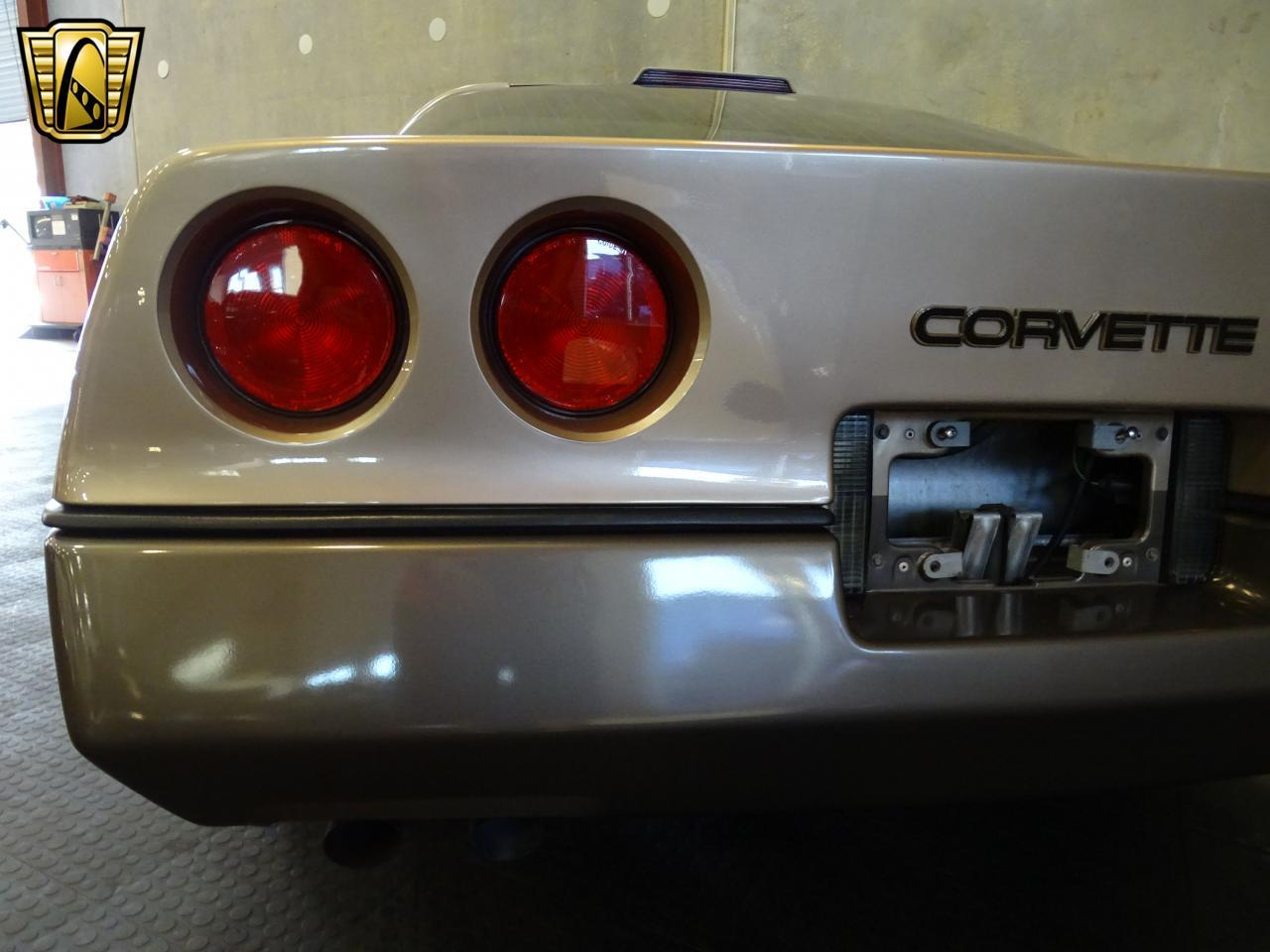 Large Picture of '85 Chevrolet Corvette Offered by Gateway Classic Cars - Tampa - L3PW