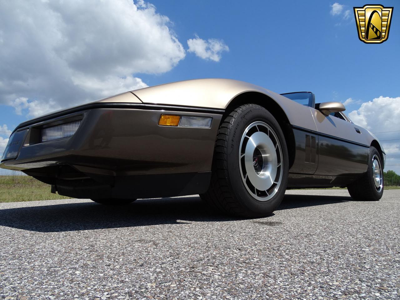 Large Picture of 1985 Corvette located in Florida Offered by Gateway Classic Cars - Tampa - L3PW