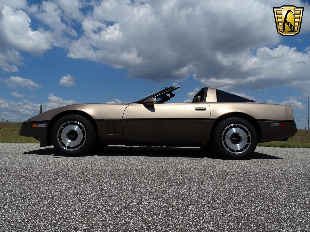 Large Picture of '85 Corvette Offered by Gateway Classic Cars - Tampa - L3PW