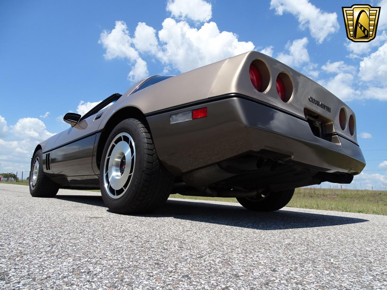 Large Picture of '85 Corvette located in Ruskin Florida Offered by Gateway Classic Cars - Tampa - L3PW