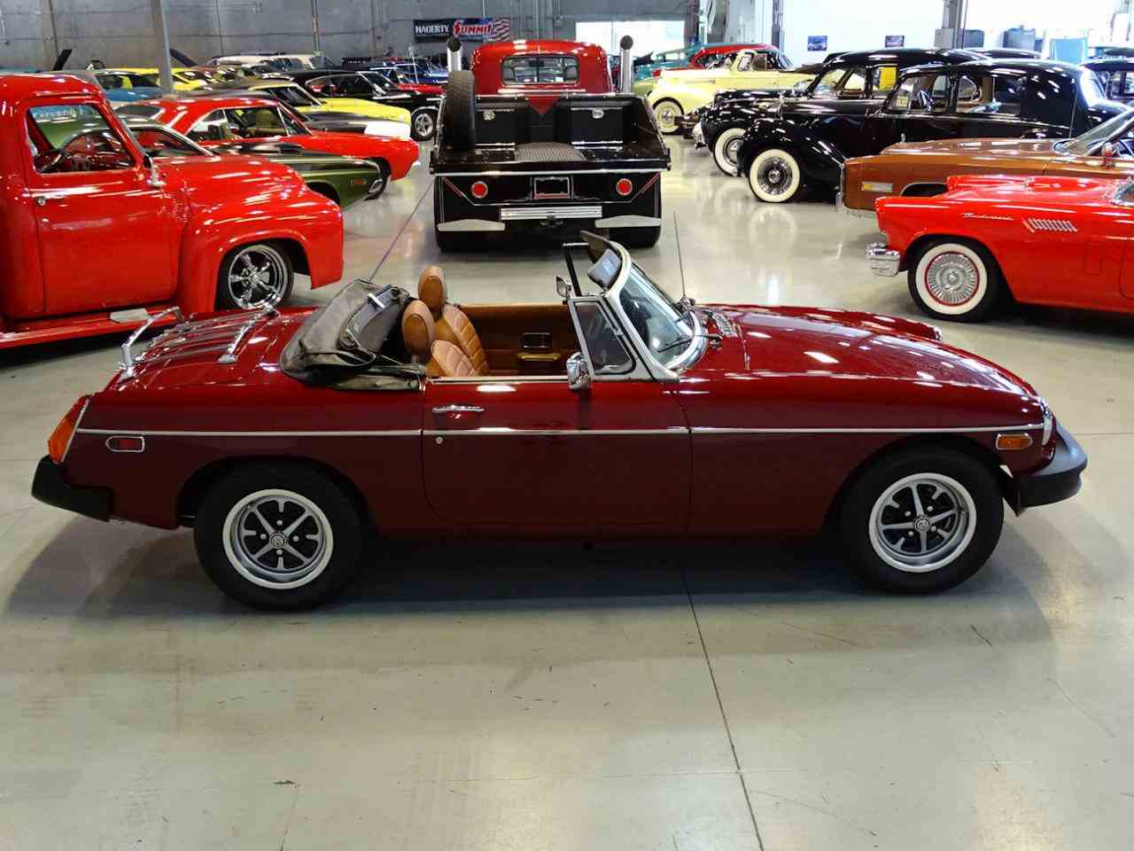 Large Picture of '78 MGB - L3PY