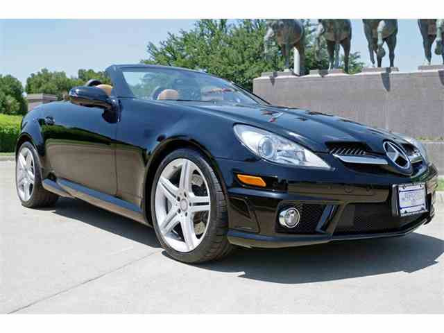 Picture of '11 SLK-Class - L3QE
