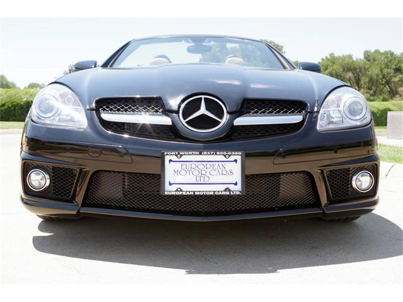 Large Picture of 2011 SLK-Class located in Fort Worth Texas Offered by ABC Dealer TEST - L3QE