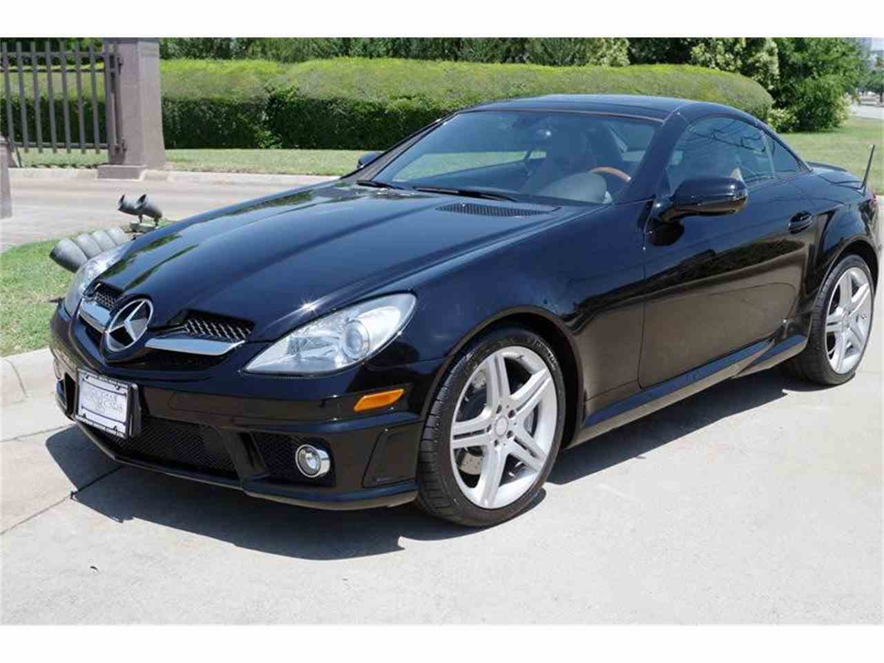 Large Picture of '11 SLK-Class - L3QE