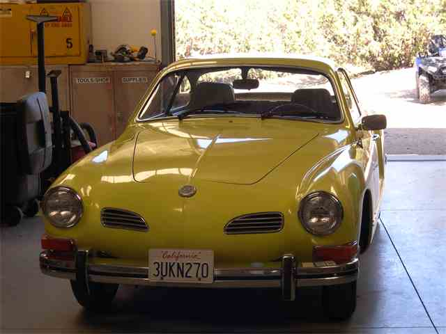 Picture of '74 Karmann Ghia - L0J2