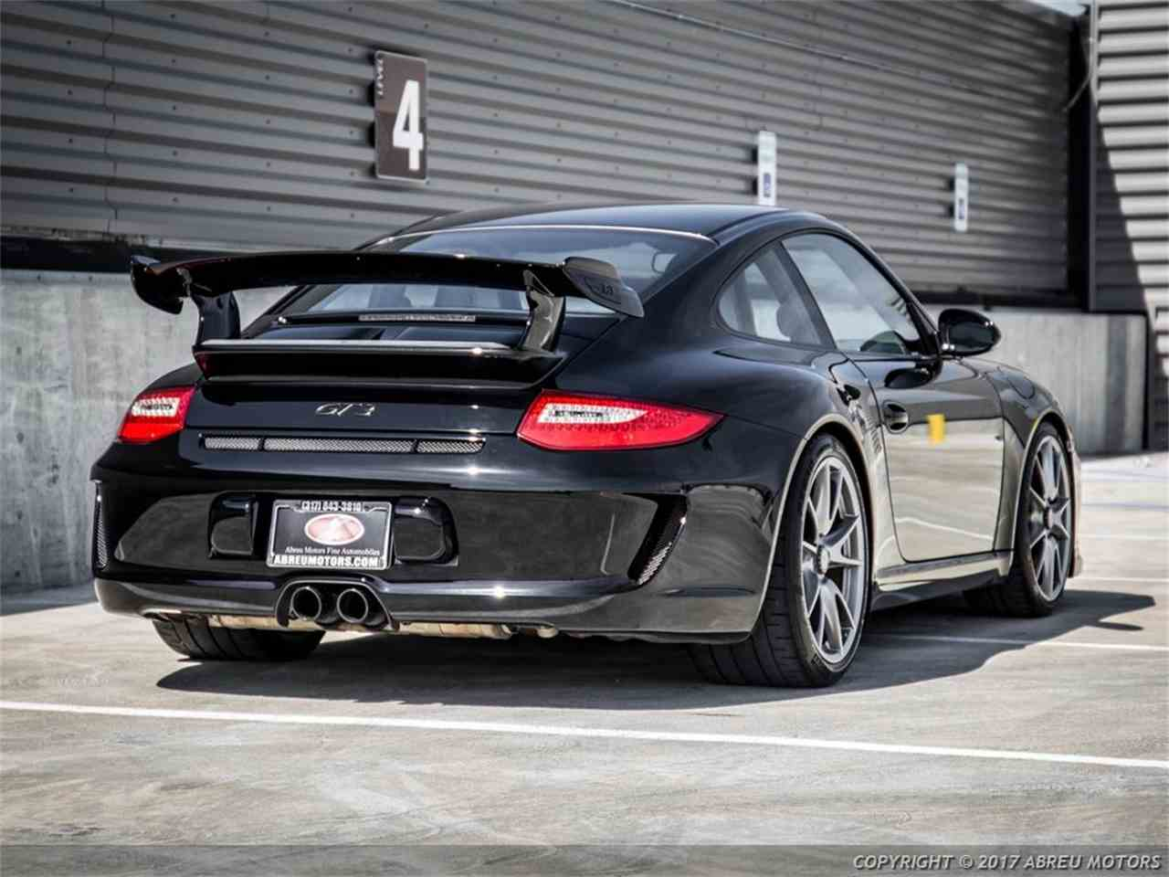 Large Picture of 2011 911 GT3 located in Carmel Indiana Auction Vehicle - L3QR
