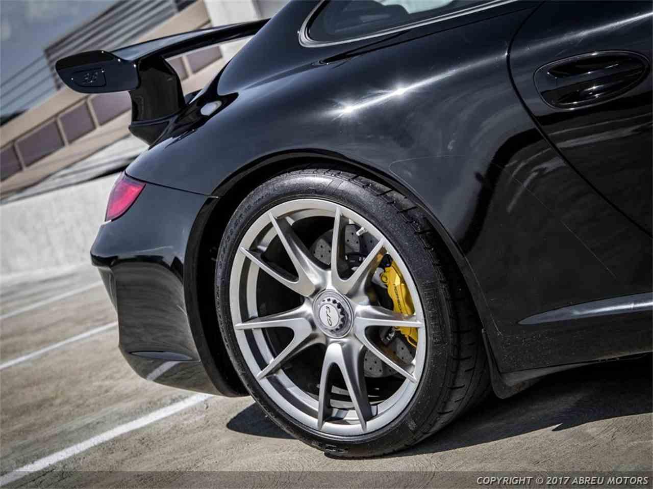 Large Picture of 2011 Porsche 911 GT3 Auction Vehicle Offered by Abreu Motors - L3QR