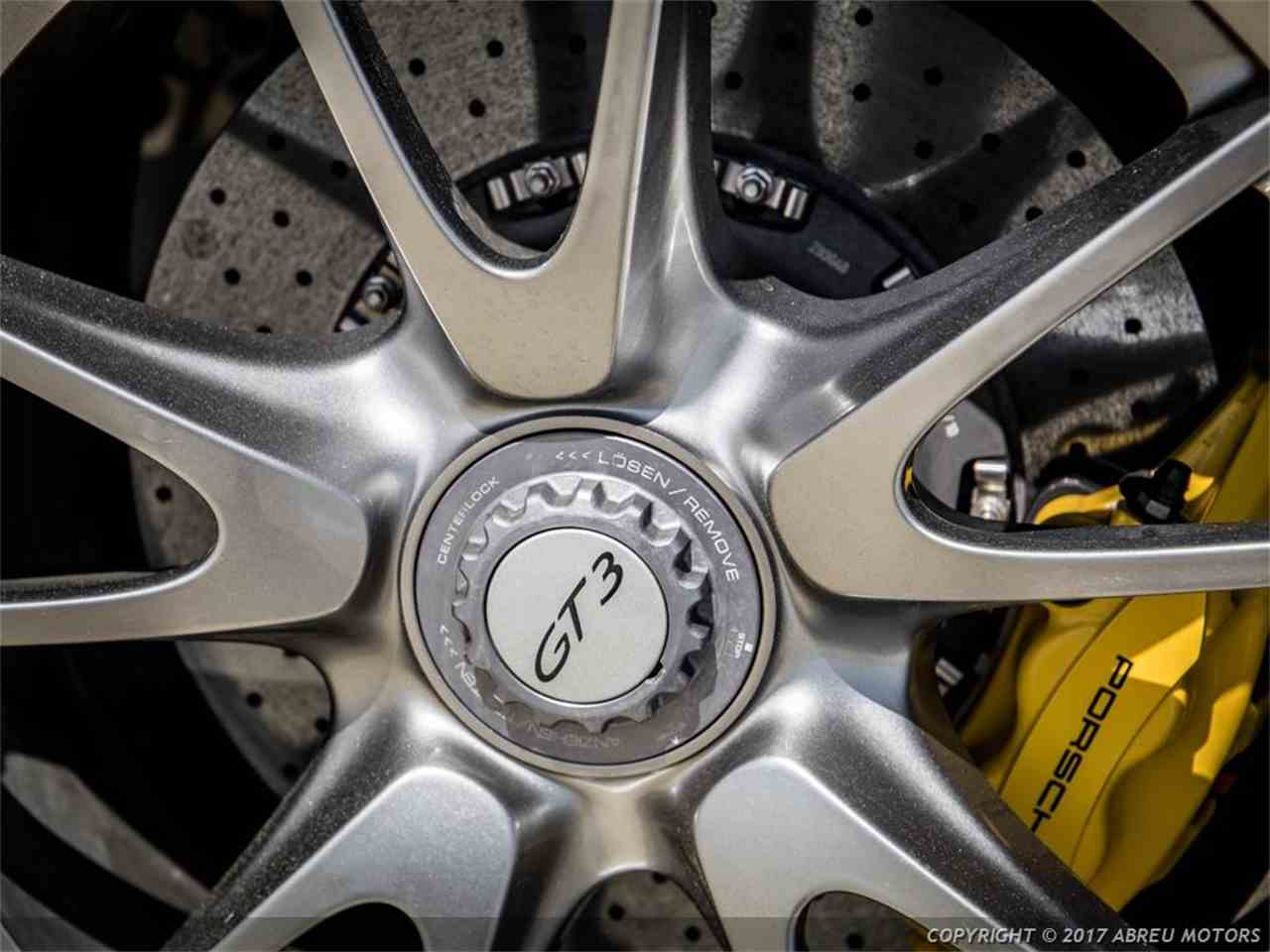 Large Picture of '11 911 GT3 Offered by Abreu Motors - L3QR