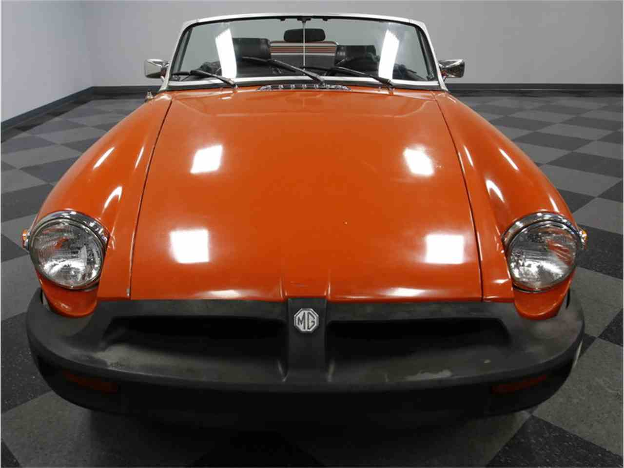 Large Picture of '74 MGB located in Concord North Carolina Offered by Streetside Classics - Charlotte - L3R9