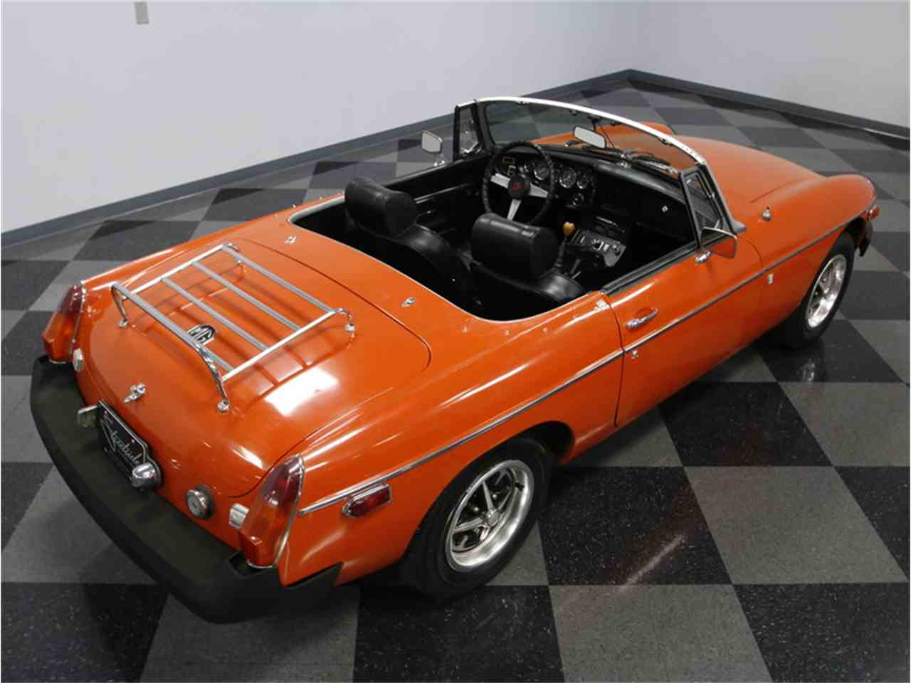 Large Picture of '74 MG MGB located in Concord North Carolina Offered by Streetside Classics - Charlotte - L3R9