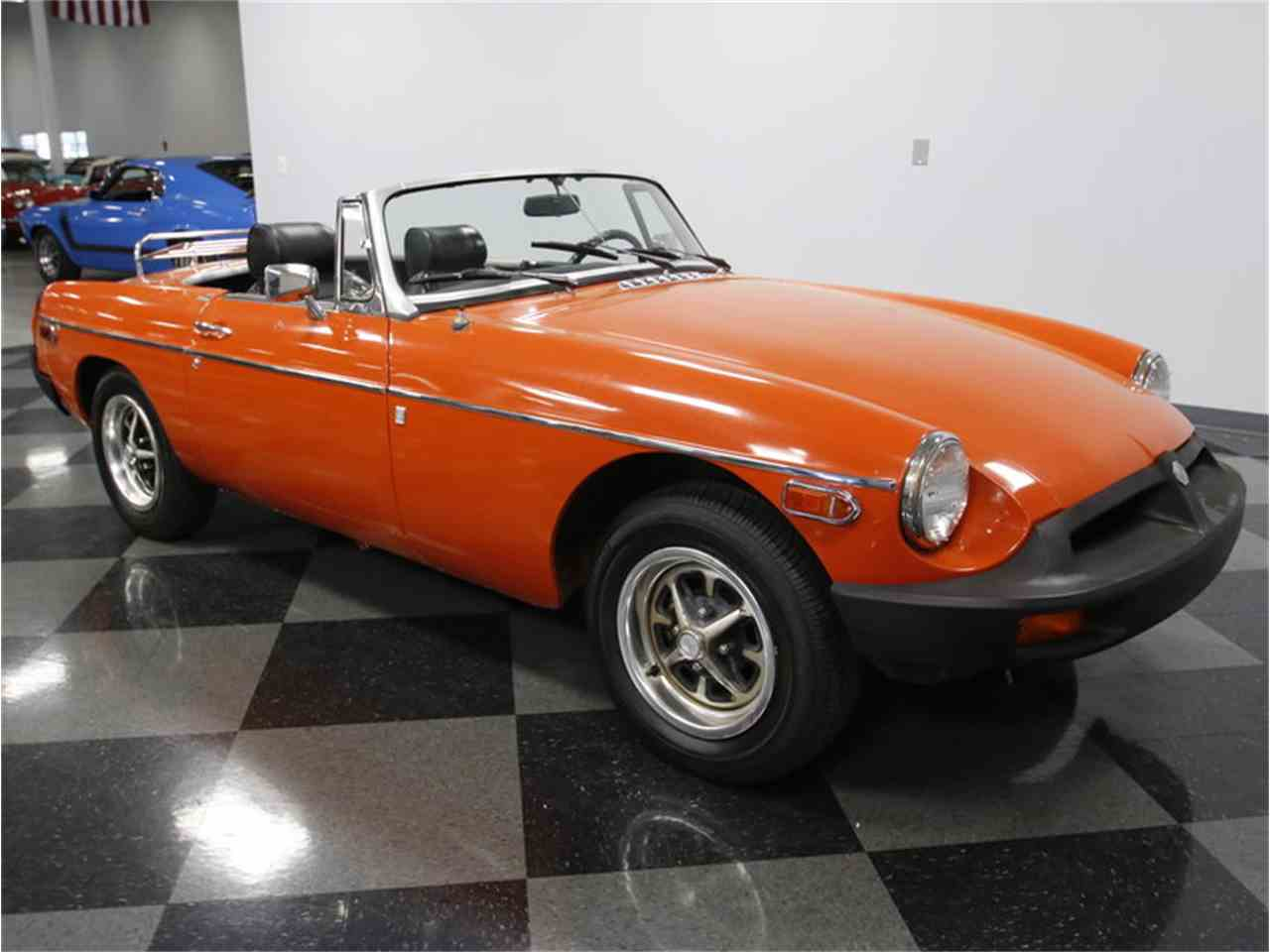 Large Picture of '74 MGB - $7,995.00 - L3R9
