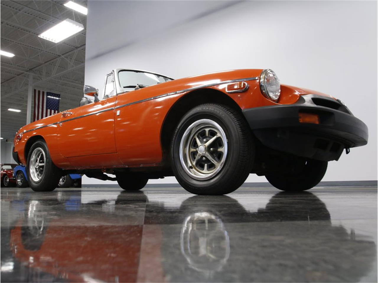 Large Picture of '74 MGB - L3R9