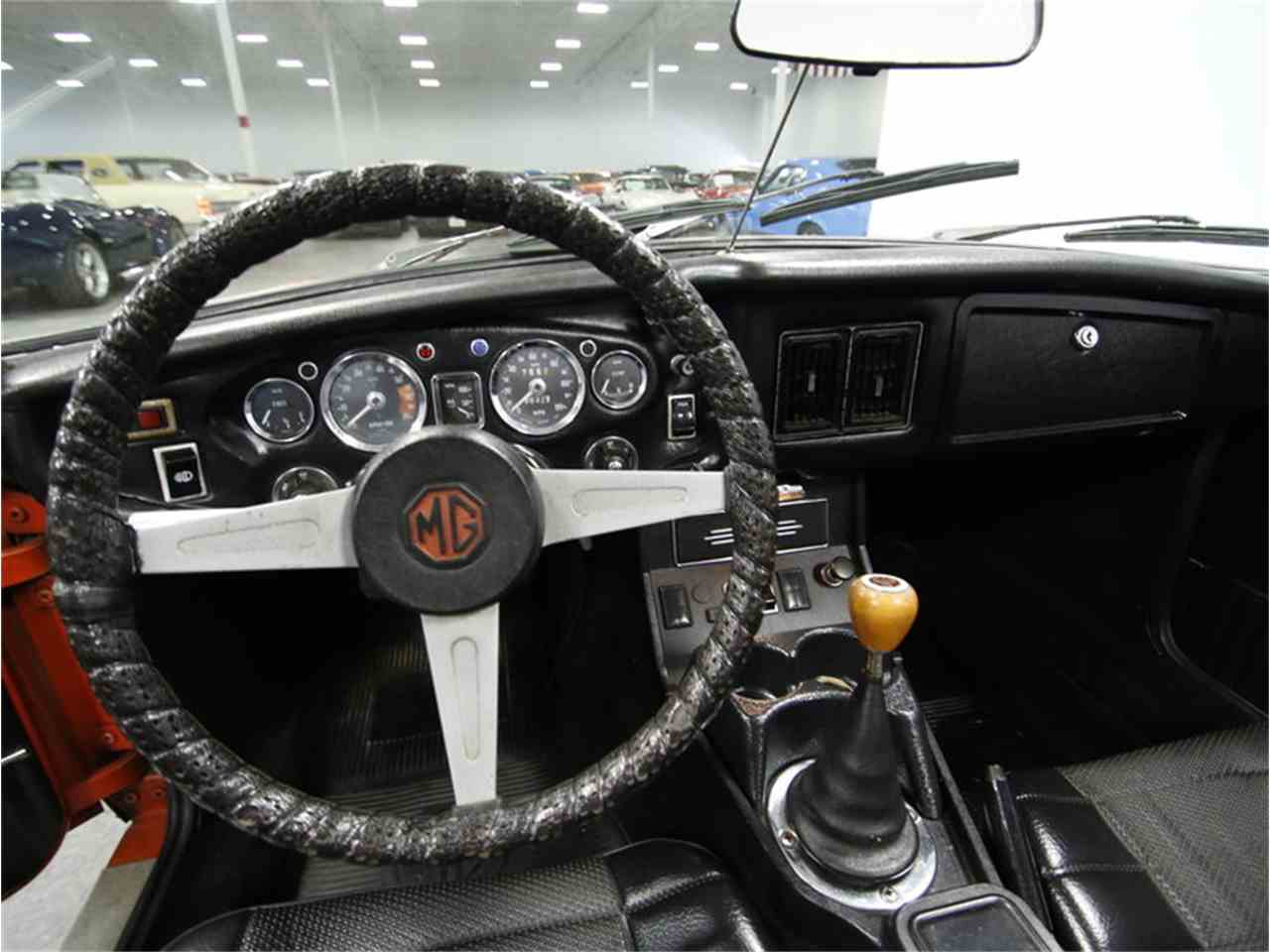 Large Picture of 1974 MG MGB located in Concord North Carolina - $7,995.00 Offered by Streetside Classics - Charlotte - L3R9