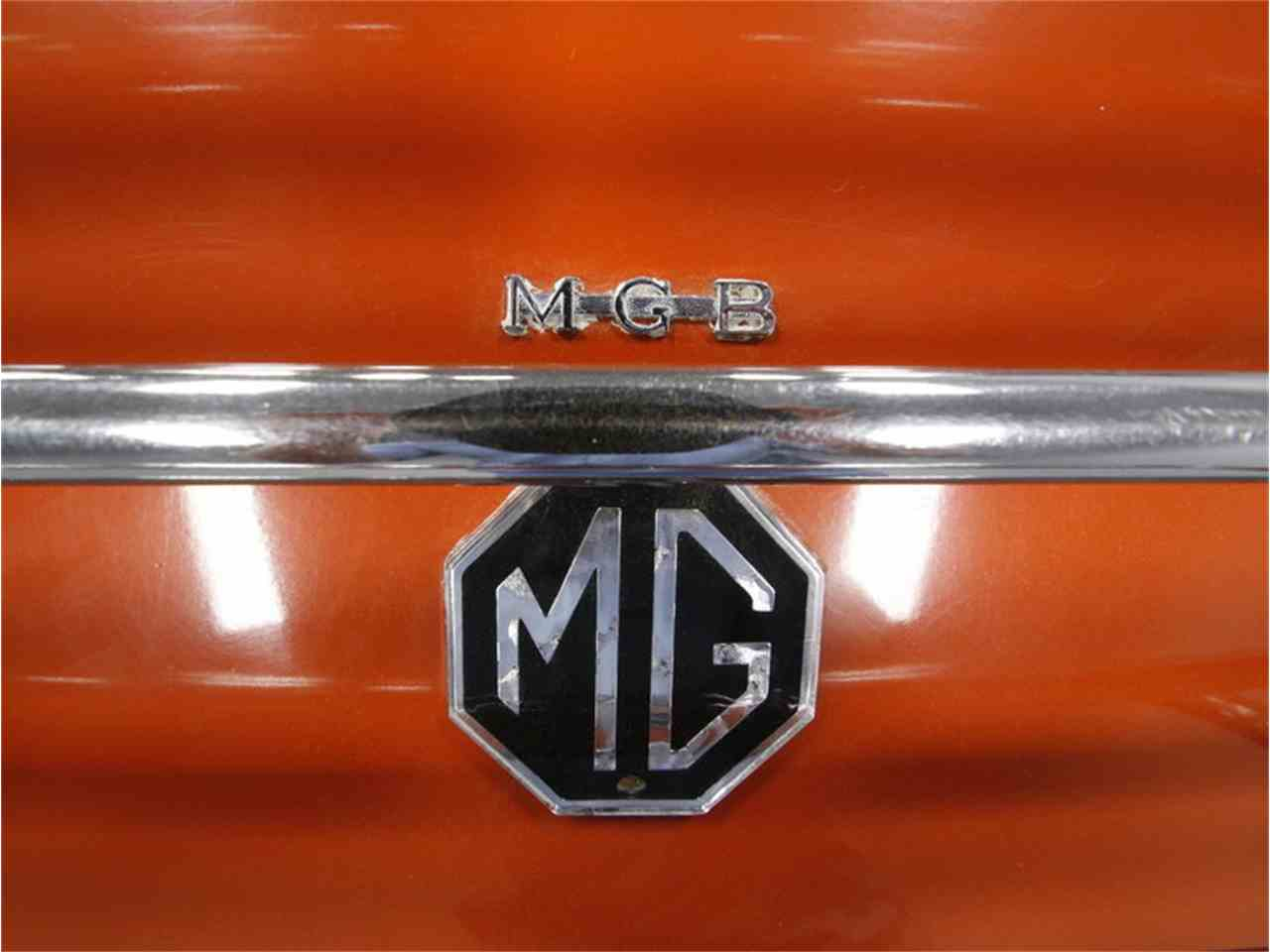 Large Picture of 1974 MG MGB - $7,995.00 - L3R9