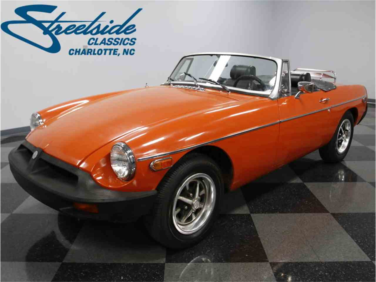 Large Picture of '74 MGB located in North Carolina - $7,995.00 - L3R9