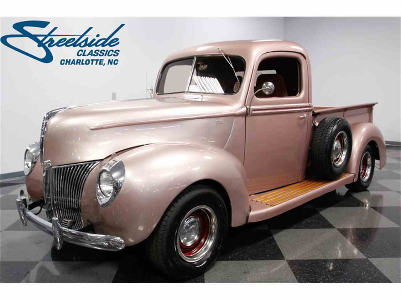 Large Picture of '40 Ford Pickup located in North Carolina - L3RM