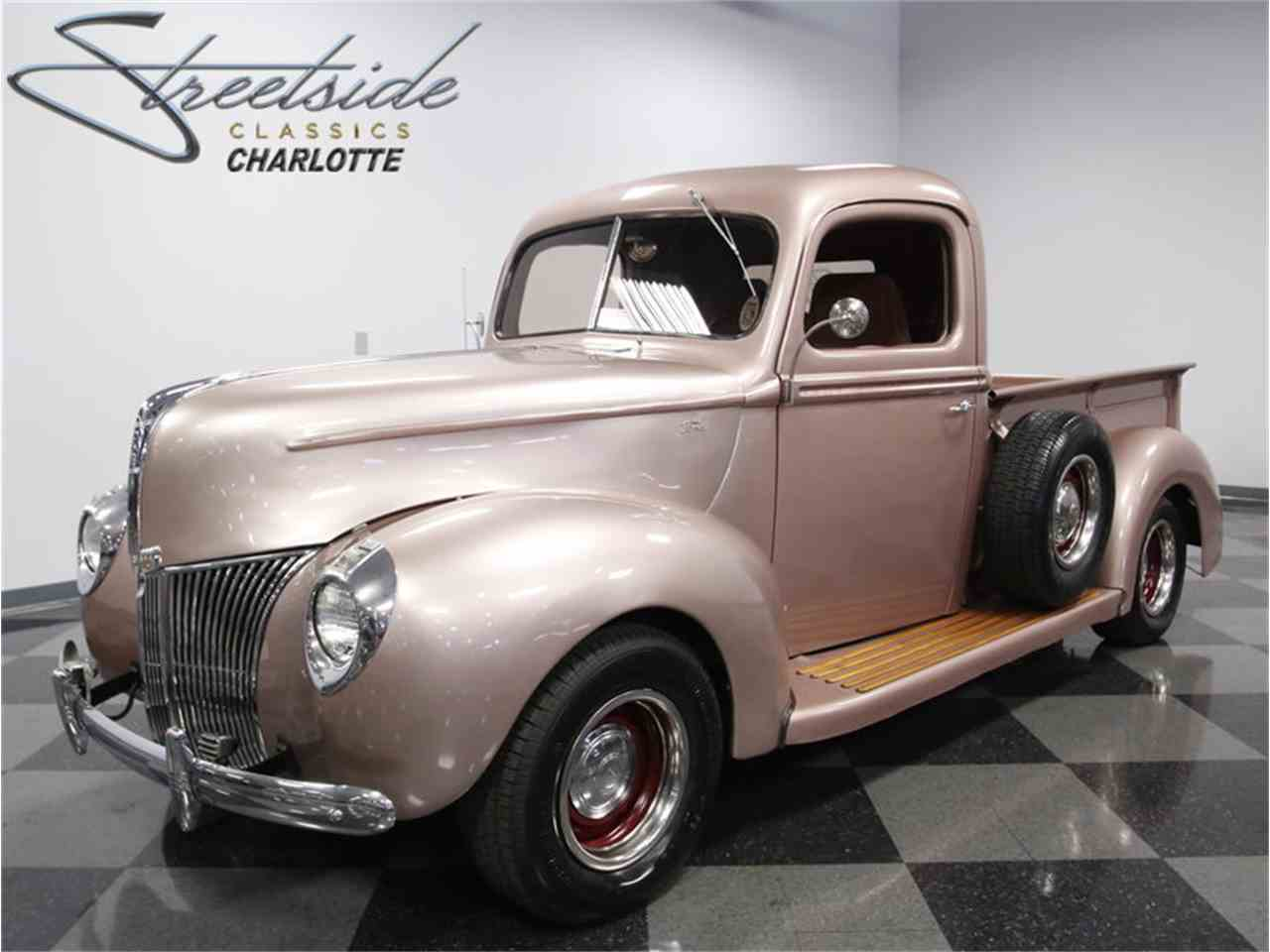 Large Picture of 1940 Ford Pickup - $27,995.00 - L3RM