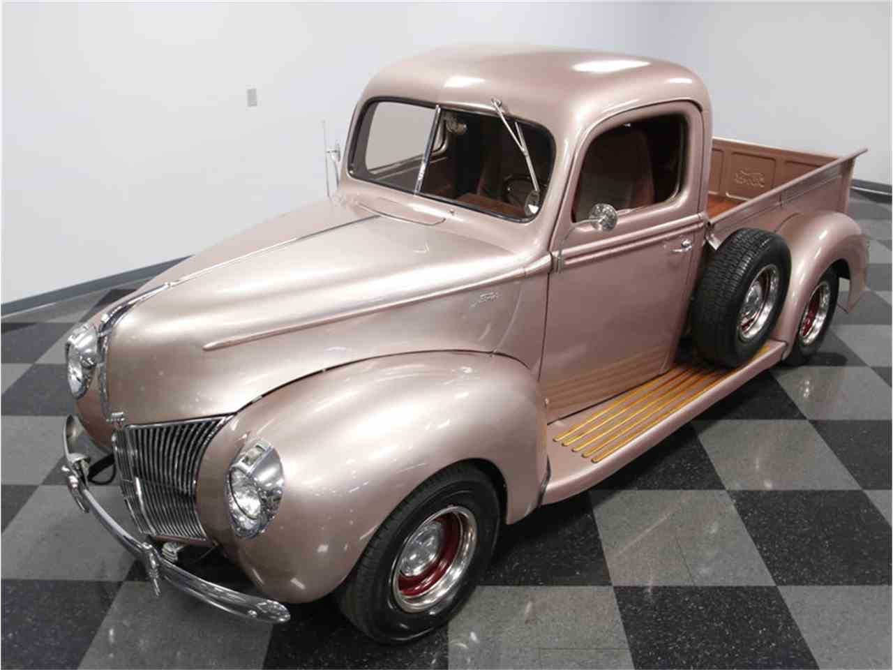 Large Picture of Classic '40 Pickup - $27,995.00 - L3RM