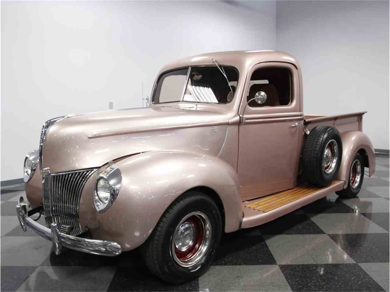 Large Picture of 1940 Ford Pickup located in North Carolina - $27,995.00 Offered by Streetside Classics - Charlotte - L3RM