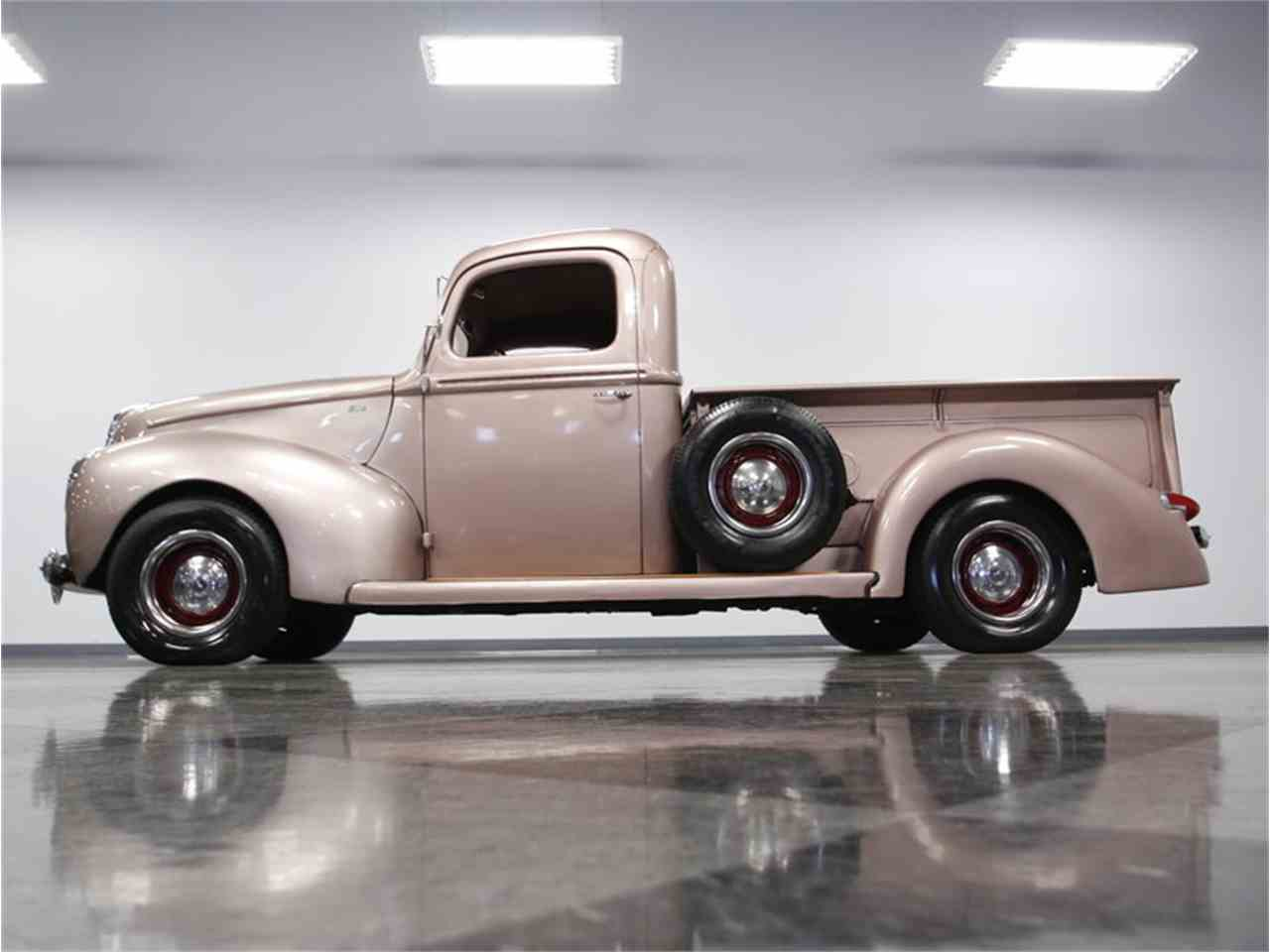 Large Picture of Classic 1940 Pickup - $27,995.00 - L3RM