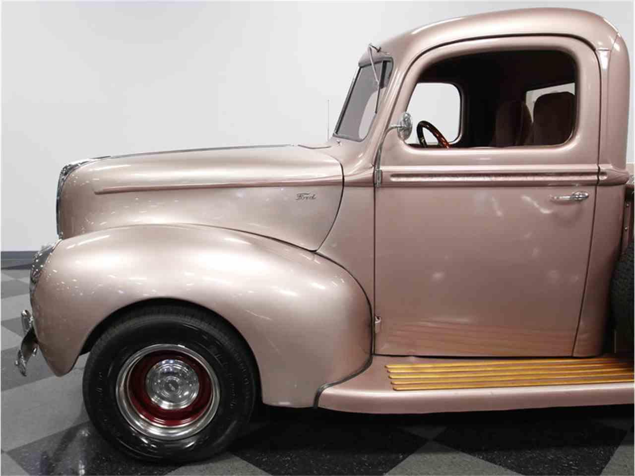 Large Picture of 1940 Pickup - $27,995.00 Offered by Streetside Classics - Charlotte - L3RM