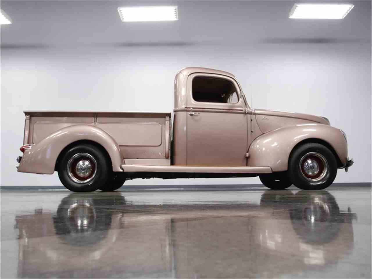 Large Picture of Classic '40 Ford Pickup - L3RM