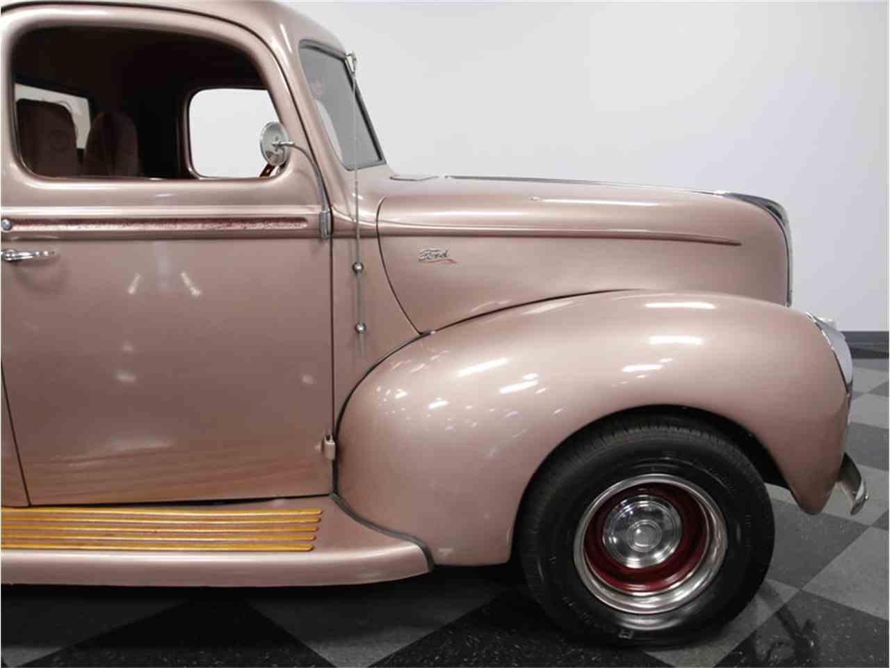 Large Picture of '40 Ford Pickup located in North Carolina Offered by Streetside Classics - Charlotte - L3RM