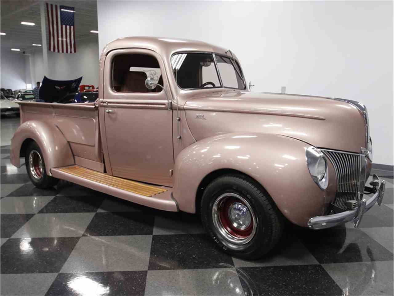 Large Picture of 1940 Pickup located in North Carolina - $27,995.00 Offered by Streetside Classics - Charlotte - L3RM