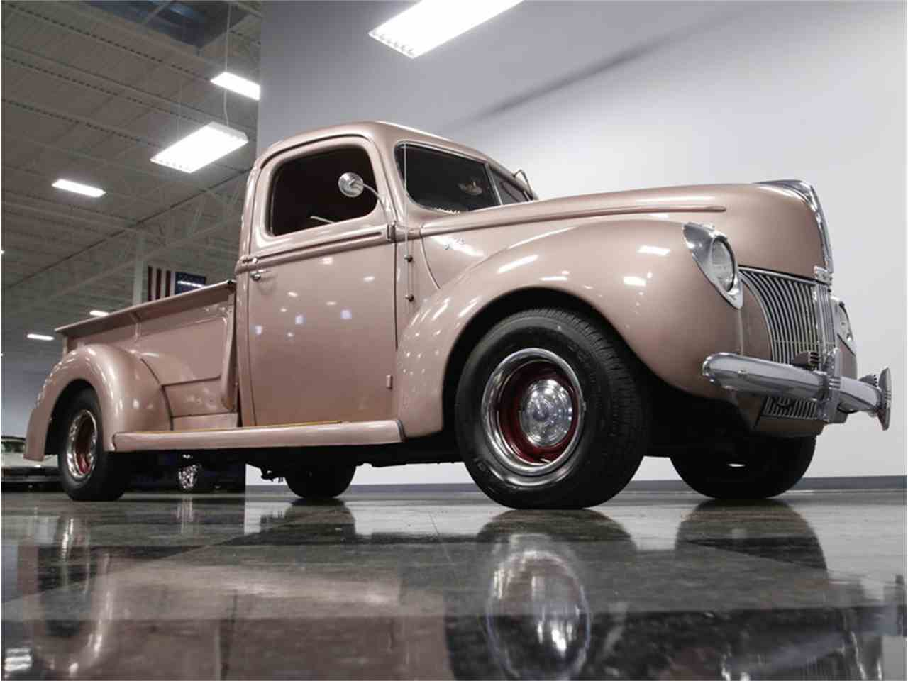 Large Picture of 1940 Pickup located in North Carolina Offered by Streetside Classics - Charlotte - L3RM