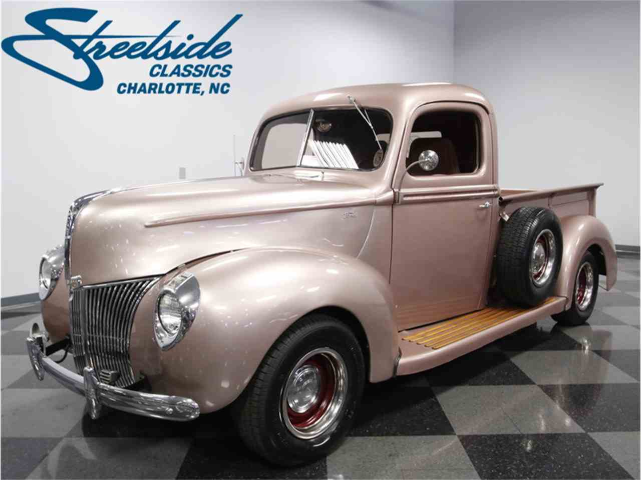 Large Picture of 1940 Ford Pickup located in North Carolina - L3RM