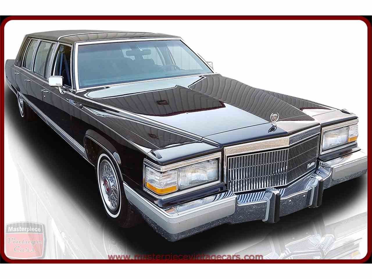 Large Picture of 1991 Limousine Offered by Masterpiece Vintage Cars - L3S4