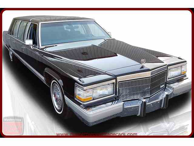 Picture of '91 Cadillac Limousine located in Indiana Offered by  - L3S4