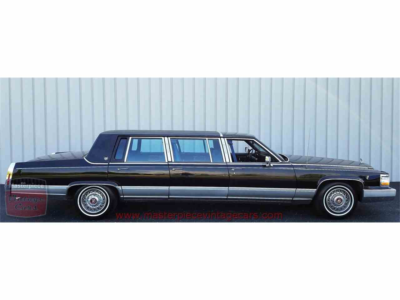 Large Picture of 1991 Limousine located in Whiteland Indiana Offered by Masterpiece Vintage Cars - L3S4