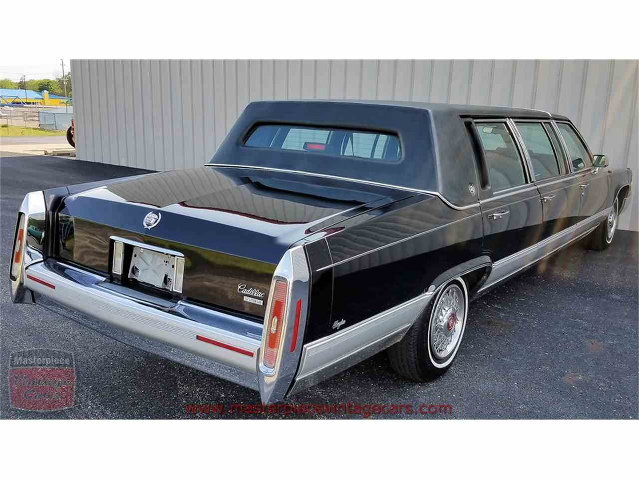 Large Picture of 1991 Limousine located in Whiteland Indiana - L3S4