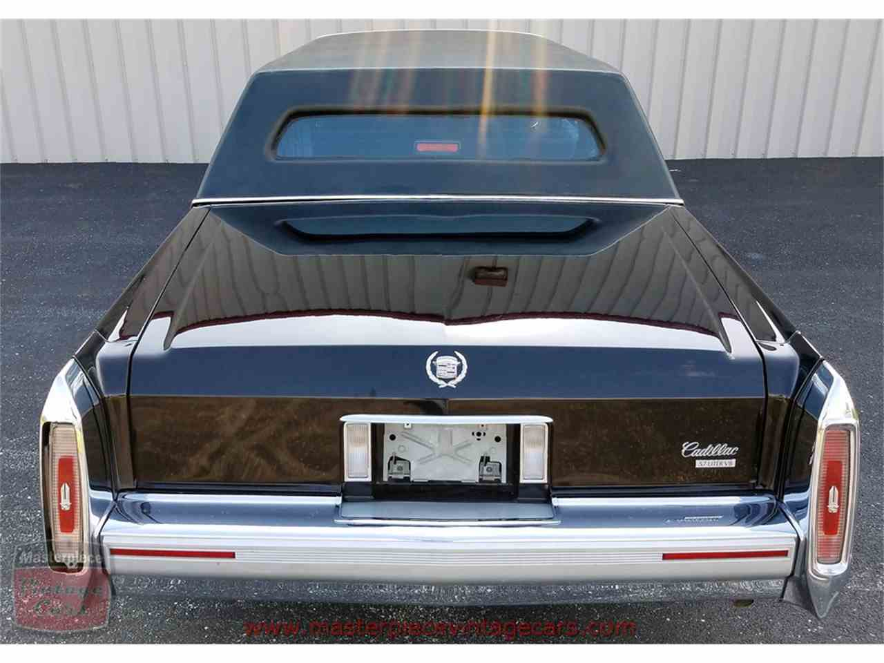 Large Picture of '91 Cadillac Limousine located in Indiana - L3S4