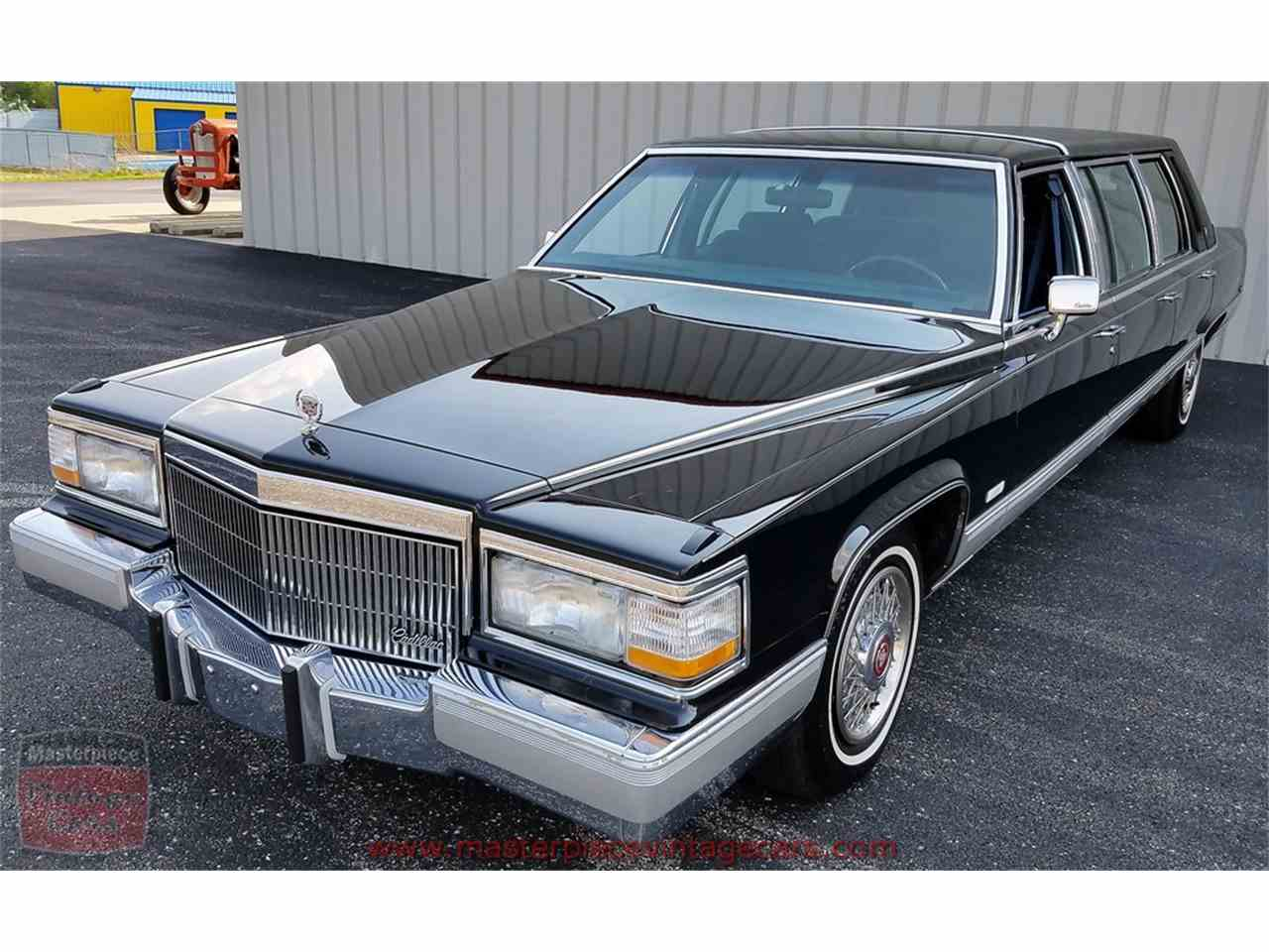 Large Picture of 1991 Cadillac Limousine located in Indiana - L3S4