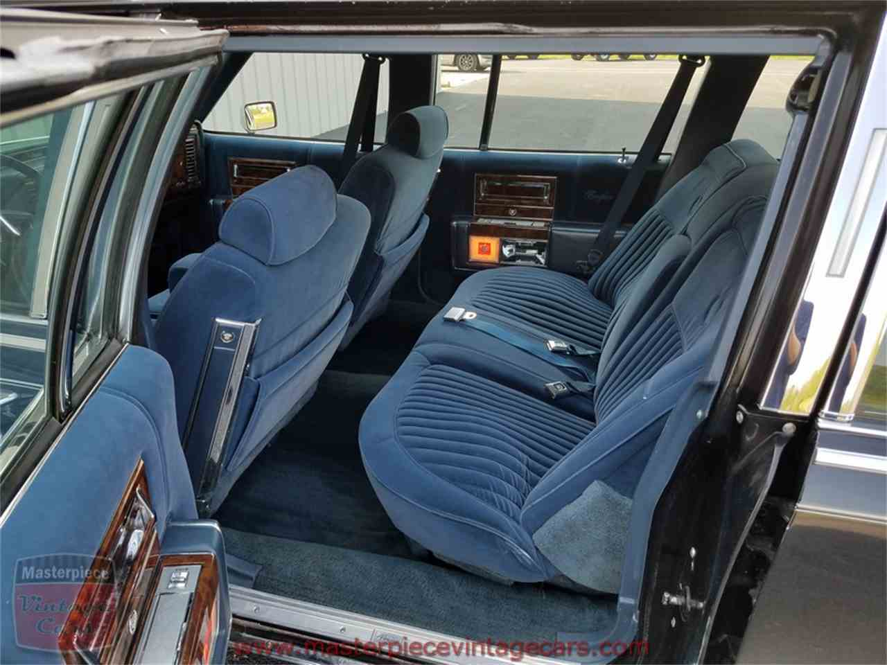 Large Picture of '91 Cadillac Limousine Offered by Masterpiece Vintage Cars - L3S4