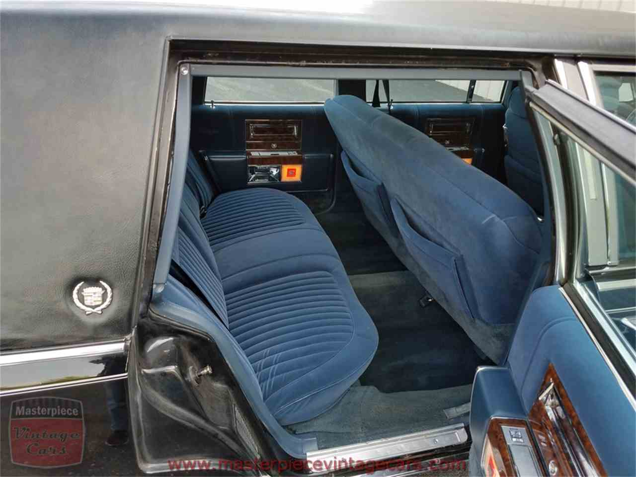 Large Picture of 1991 Cadillac Limousine located in Whiteland Indiana - $9,950.00 Offered by Masterpiece Vintage Cars - L3S4