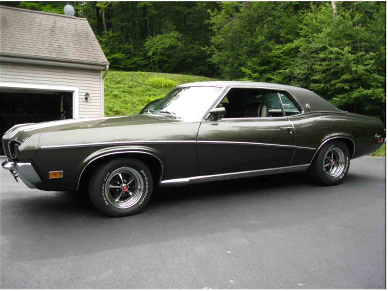 Large Picture of '70 Cougar XR7 - L3S9