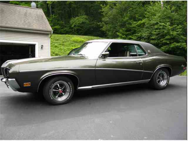 Picture of Classic 1970 Mercury Cougar XR7 located in New Hampshire - $20,000.00 - L3S9