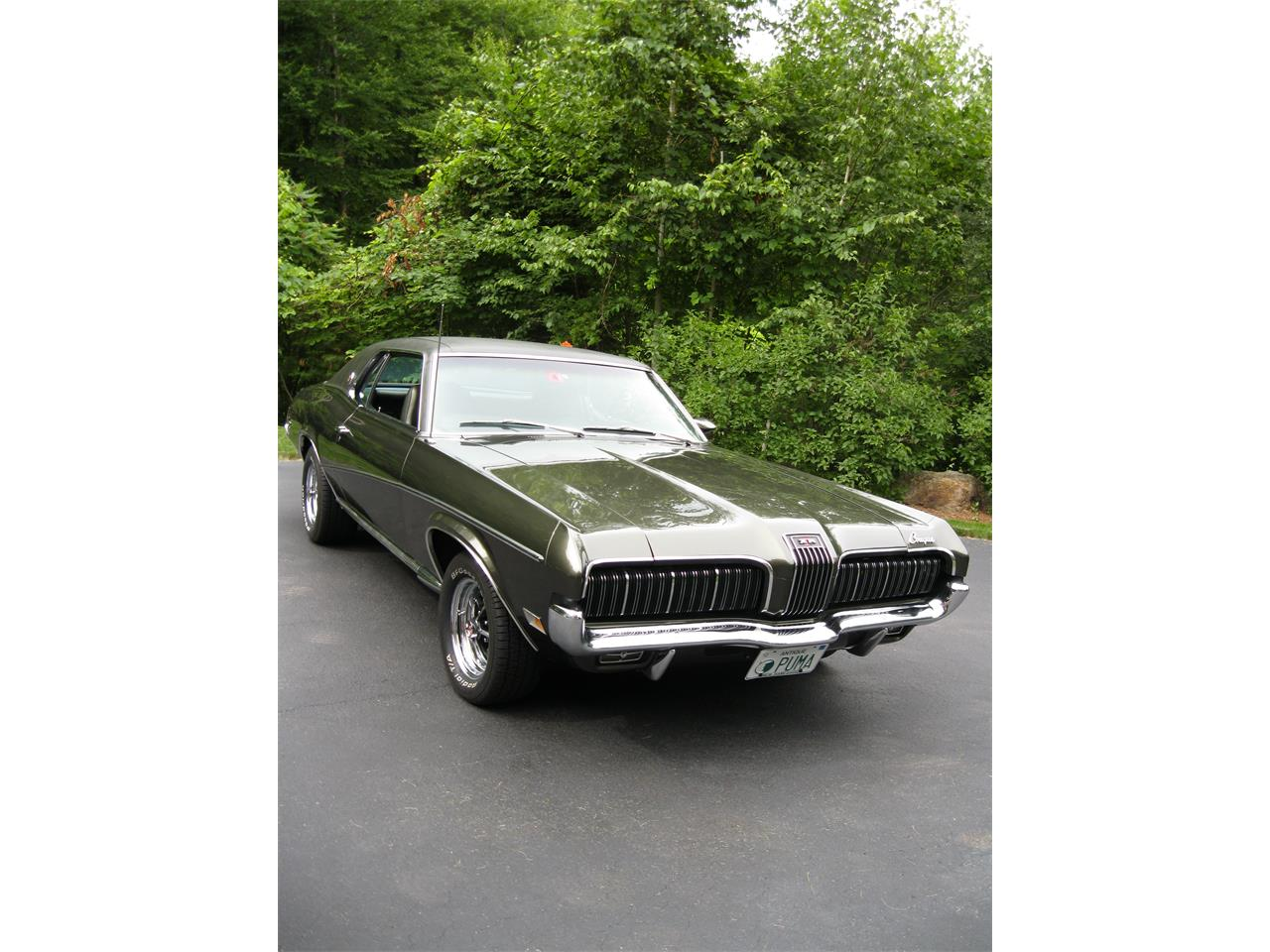 Large Picture of Classic 1970 Cougar XR7 - L3S9