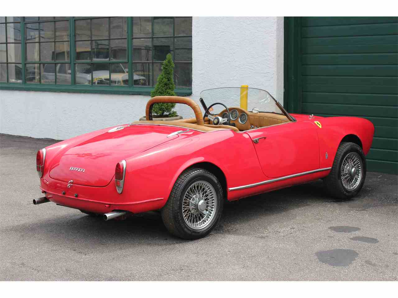 High Quality Large Picture Of U002766 Giulietta Spider   L3SB
