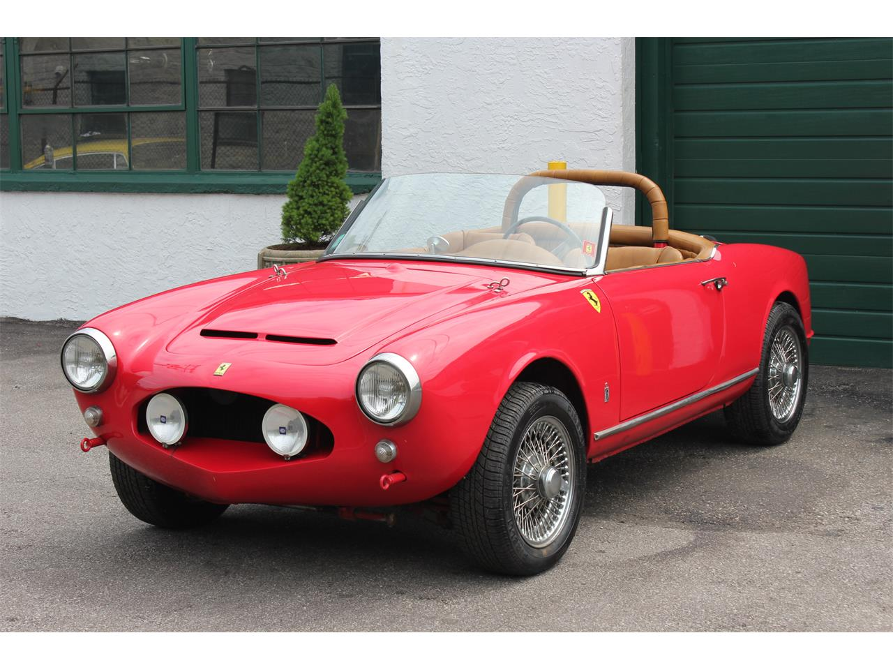 Large Picture of '66 Giulietta Spider - L3SB