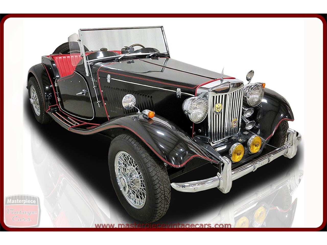Large Picture of '84 London Roadster Kit - L3SD