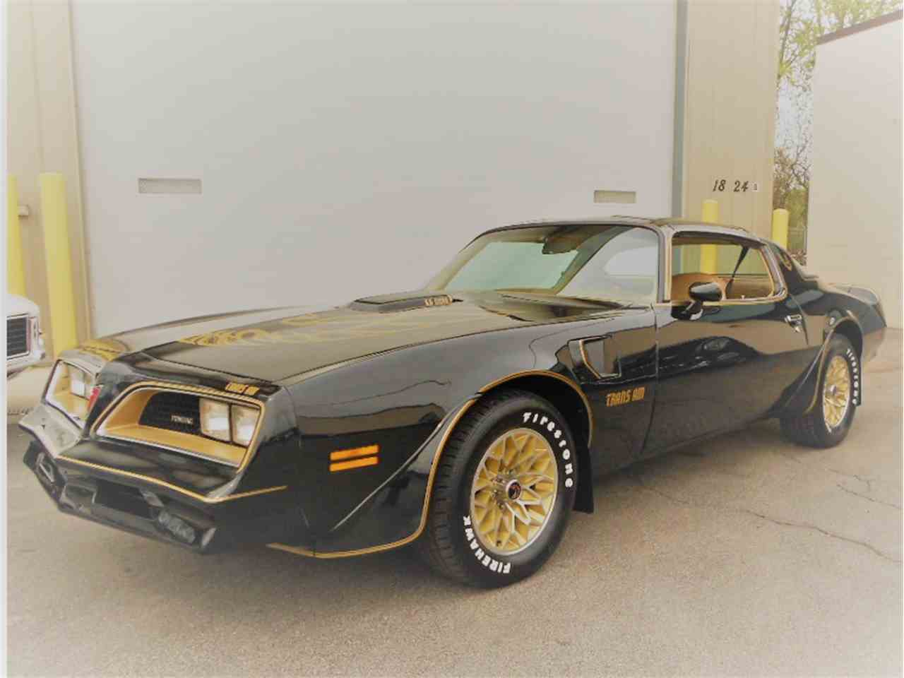 Large Picture of '77 Firebird Trans Am - L3SH